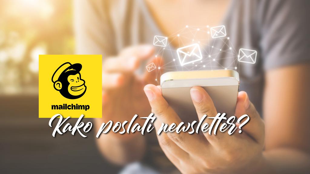 Kako poslati Newsletter?